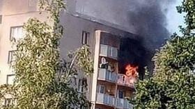 Tragický požár paneláku v Bohumíně. Lidé skákali z oken, 11 mrtvých - anotační foto
