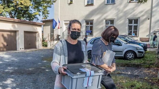 Volby, ilustrační foto