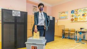 Markéta Pekarová Adamová u voleb
