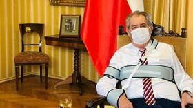 Zeman si pohoršil. Koronavirus mění postoj Čechů k úřadu prezidenta - anotační foto