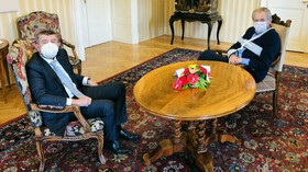 Prezident Miloš Zeman jednal s premiérem Andrejem Babišem. (23.10.2020)