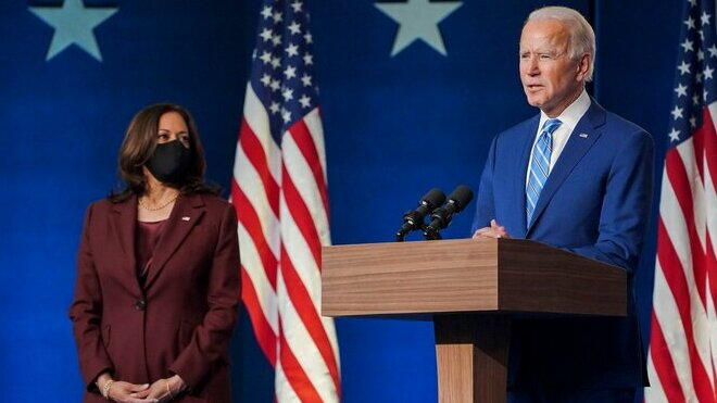 Joe Biden, prezident USA
