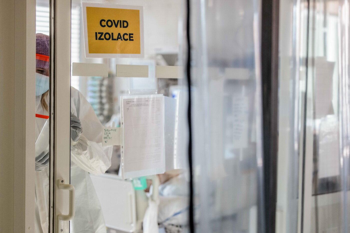 Za neděli přibylo v Česku 42 nově nakažených koronavirem - anotační foto