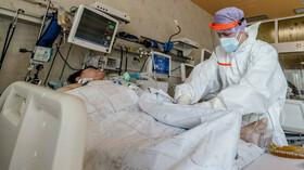 Za čtvrtek 14 457 nakažených. Ve vážném stavu je rekordních 1531 lidí, zemřelých téměř 20.000 - anotační foto