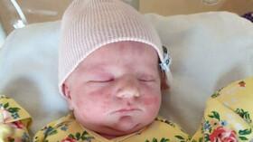 První dítě roku: Viktorka z Plzně