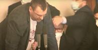 Lubomír Volný vyvolal rvačku ve Sněmovně