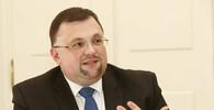 Zemřel bývalý protokolář exprezidenta Václava Klause Jindřich Forejt (†43) - anotační foto