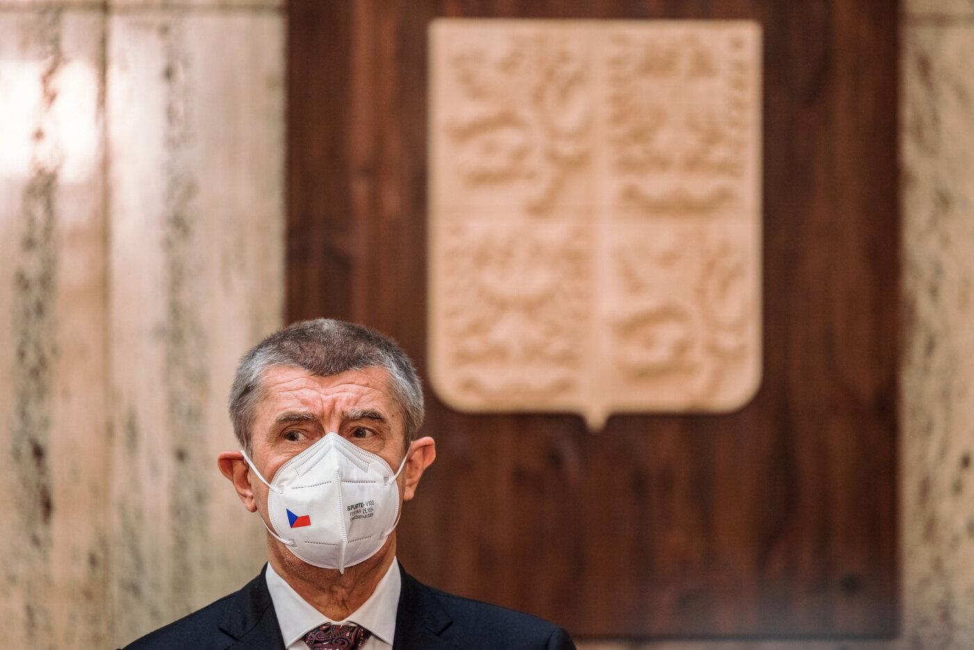 Premiér Babiš: Hamáčkovi věřím, výměna Vrbětic za Sputnik V je nesmysl - anotační foto