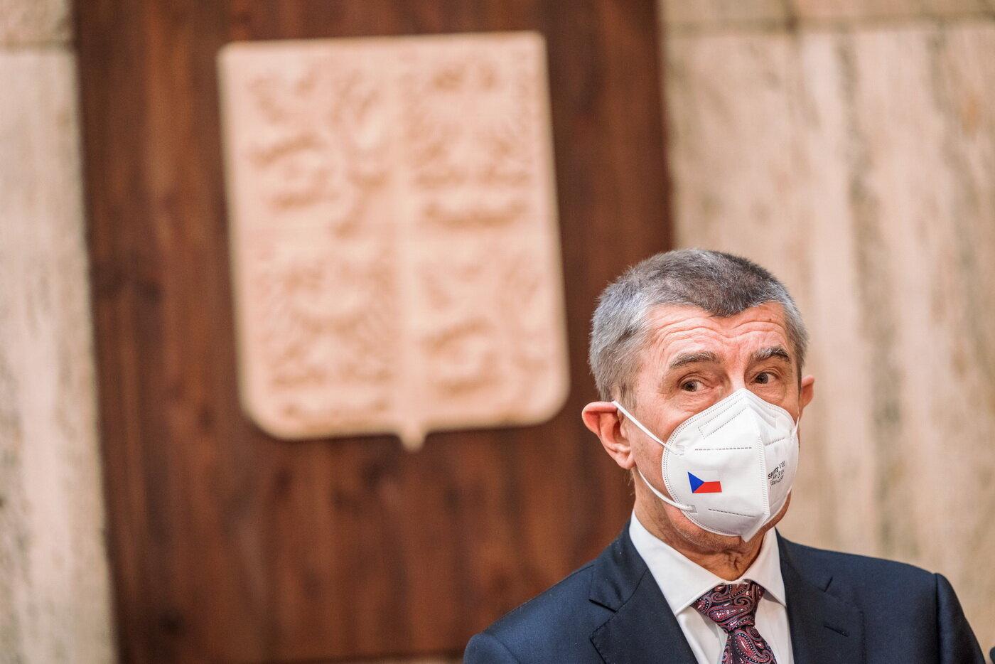 Babiš: Do výbuchu ve Vrběticích se zapojili ruští agenti, 18 jich bude vyhoštěno - anotační foto