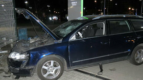 V Mladé Boleslavi najelo auto do lidí, několik zraněných