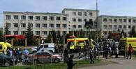 Několik mrtvých po střelbě ve škole v Kazani - anotační obrázek