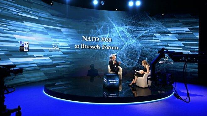 Summit NATO, Jens Stoltenberg