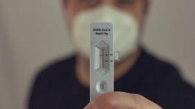 Test na přítomnost nemoci covid-19