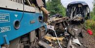 Po srážce vlaků u Domažlic několik mrtvých a zraněných