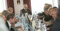 Schůze sněmovního bezpečnostního výboru