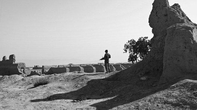 Afghanistán, ilustrační fotografie.