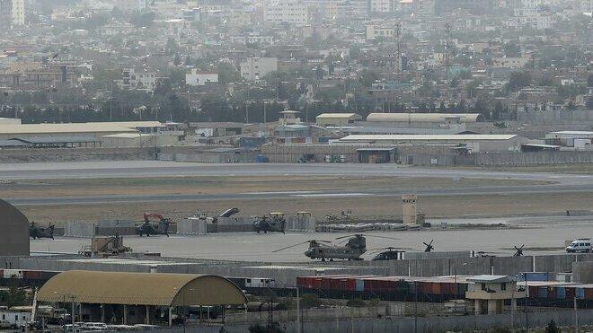 Letiště v Kábulu