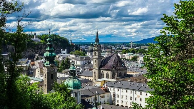 Rakousko, ilustrační foto