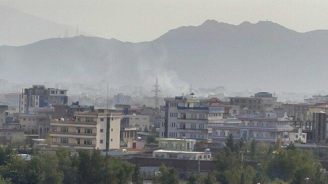 V Kábulu, kde vrcholí evakuační operace, se ozval další silný výbuch