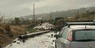 Italský ostrov zasáhlo tornádo a zabilo dva lidi, auta létala vzduchem