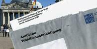 Volby v Německu, ilustrační foto