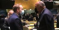 Jakub Kulhánek v OSN