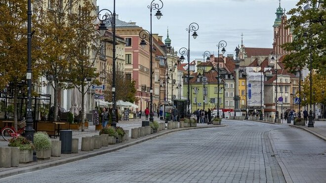 Polsko, ilustrační foto