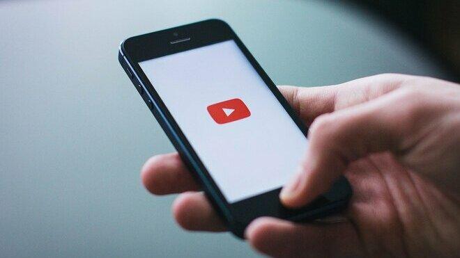 Youtube, ilustrační fotografie.